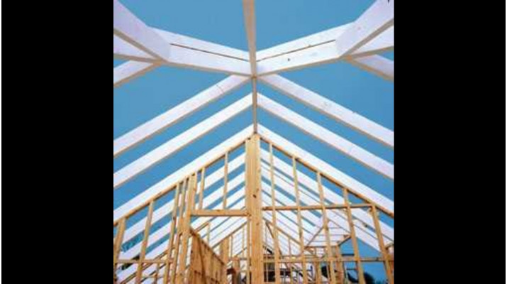 hySPAN Rafters in a Residential Property
