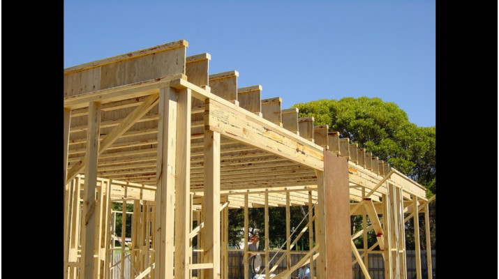 Engineered I Joists for Mid Floors or Rafters