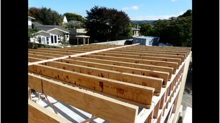 Engineered I Joists for Mid Floors